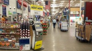 lowes-hertz self-service